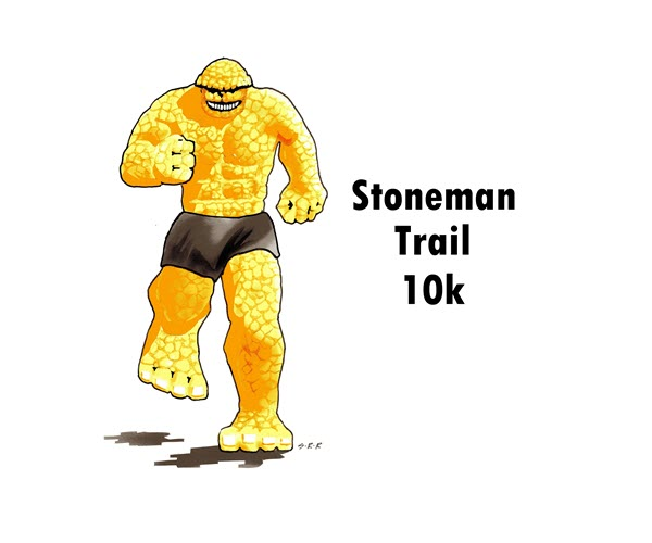 Stoneman Trail 10k