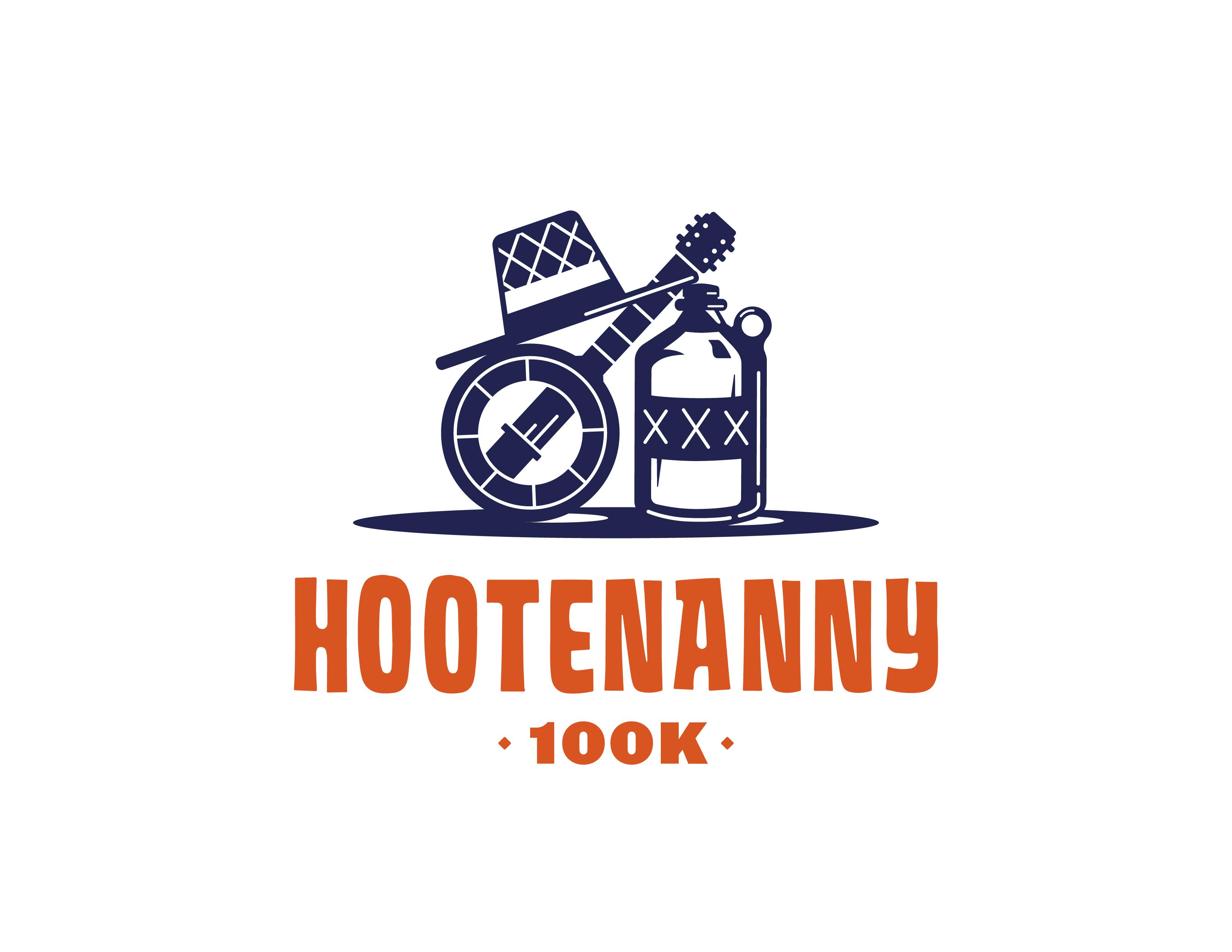 Hootenanny 100k logo